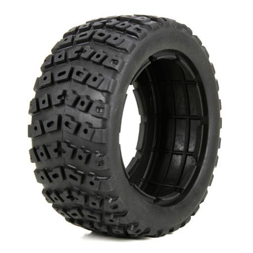 Losi Left&Right Tire(1ea)&Foam Insert(2):1:5 4wd DB XL