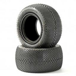 Click here to learn more about the JConcepts, Inc. Double Dee Tire, Green: 2.2 Truck(2).