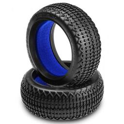 Click here to learn more about the JConcepts, Inc. 1/8 Metrix, Blue Buggy Tire.