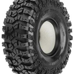 Click here to learn more about the Pro-line Racing Flat Iron 1.9XL G8 Rock Terrain Truck Tire w/ Foam.