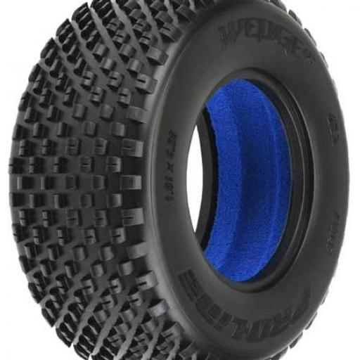 Pro-line Racing Front Wedge SC Z4 Tire (2) :SC Truck