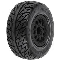 Click here to learn more about the Pro-line Racing Street Fighter Mnt Renegade Blk Wheel:SLH 4x4 (2).