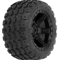 Click here to learn more about the Pro-line Racing R Dirt Hawg 2.8 Mnt Desperado Blk Whl:RU,ST.