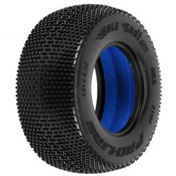 Click here to learn more about the Pro-line Racing Hole Shot 2.0 SC M4 Tire (2): SLH, SC10, Blitz.