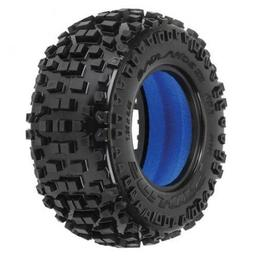 Click here to learn more about the Pro-line Racing Fr/R Badlands SC 2.2/3.0 M2 Tire: SLH,SLH 4x4 (2).