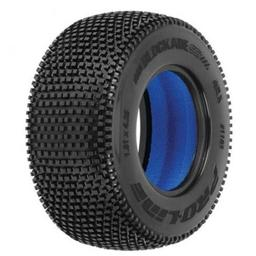 Click here to learn more about the Pro-line Racing Fr/R Blockade SC 2.2/3.0 M3 Tire: SLH, SLH 4x4(2).