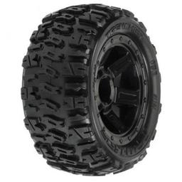 Click here to learn more about the Pro-line Racing 1/16 Trencher 2.2 M2 Tire Mnt Desperado Whl:ERevo.