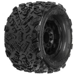 Click here to learn more about the Pro-line Racing Big Joe II 3.8 TRA Bd Mnt F11 1/2 Offst 17mm Whl(2.