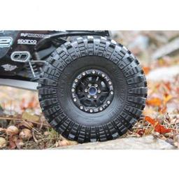 Click here to learn more about the Pro-line Racing FaultLine 2.2 Blk/Blk Bead-Loc 6 Lug Whl: Yeti.