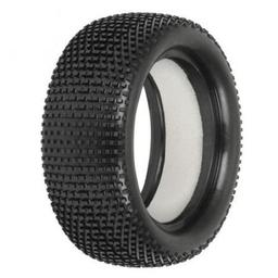 Click here to learn more about the Pro-line Racing Fr Hole Shot 2.0 2.2 M3 Off-Road 4WD Buggy Tire(2).