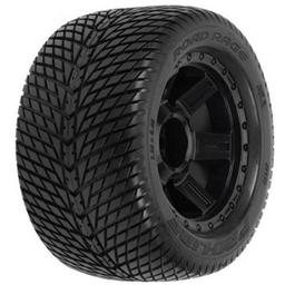 Click here to learn more about the Pro-line Racing Road Rage 3.8 TRA Mnt Desperado 1/2Off 17mmWhl,Blk.
