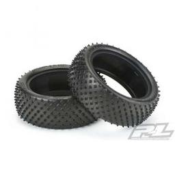 "Click here to learn more about the Pro-line Racing Front Pyramid 2.2"" 4WD Z3 Carpet Tire: Buggy."