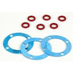 Click here to learn more about the Losi Differential Seal Set: 8B,8T, LST, XXL, LST3XL-E.