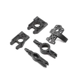 Click here to learn more about the Losi Center Differential Mount & Brace Set: 8B 2.0.