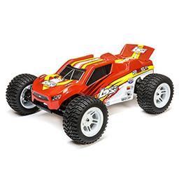 Click here to learn more about the Losi 22S ST Brushless RTR, AVC, Red/Yellow: 1/10 2WD.