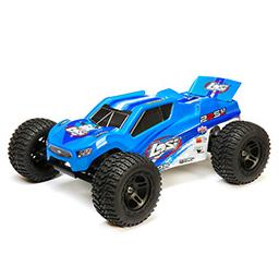 Click here to learn more about the Losi 22S ST Brushless RTR, AVC, Blue/Silver: 1/10 2WD.
