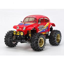 Click here to learn more about the Tamiya America, Inc Monster Beetle Truck 2015 2WD.
