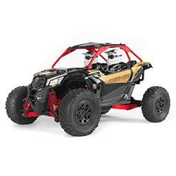 Click here to learn more about the Axial 1/18 Yeti Jr. Can-Am Maverick 4WD Brushed RTR.