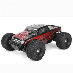 Click here to learn more about the ECX Ruckus 1/18 4WD Monster Truck: Black/Red RTR.