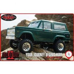 Click here to learn more about the RC4WD 1/18 Gelande II RTR w/BlackJack Body Set.
