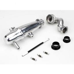 Click here to learn more about the Dynamite 1/10 Revo Power Inline Exhaust System: Polished.
