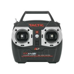 Click here to learn more about the Tactic RC TTX491 4Ch SLT Surface Tx Only Mode 2.