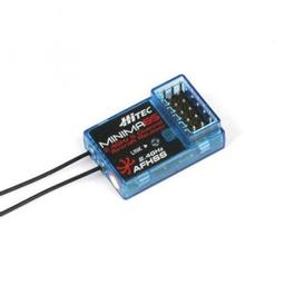 Click here to learn more about the Hitec RCD Inc. Minima 6S, 6-Ch, 2.4GHz, Micro Receiver.