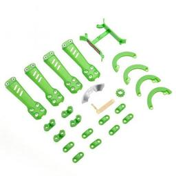 Click here to learn more about the Blade Plastic Kit, Green: Vortex 230.