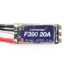 Click here to learn more about the Lumenier F390 20A BLHeli ESC OPTO (2-4s).