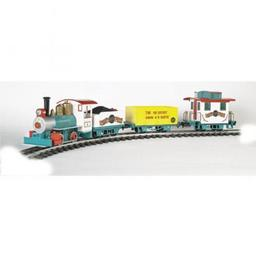 Click here to learn more about the Bachmann Industries G Ringling Bros Li''l Big Top Train Set.