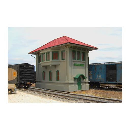 Bachmann Industries HO Central Junction Switch Tower