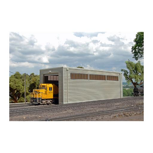 Bachmann Industries HO Single Stall Shed