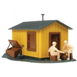 Click here to learn more about the Atlas Model Railroad HO KIT Trackside Shanty.