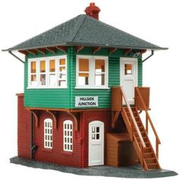 Click here to learn more about the Atlas Model Railroad HO KIT Signal Tower.