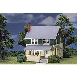 Click here to learn more about the Atlas Model Railroad HO KIT Kate''s Colonial Home.