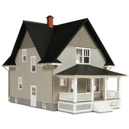 Click here to learn more about the Atlas Model Railroad HO KIT Kim''s Classic Home.