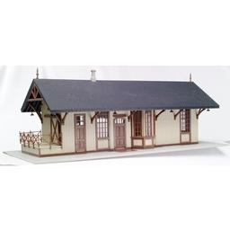 Click here to learn more about the Atlas Model Railroad HO KIT Maywood Station.