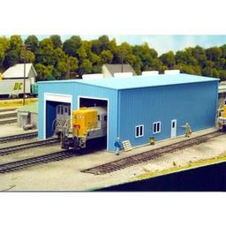 Click here to learn more about the Rix Products HO KIT Modern Engine House.