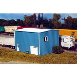 Click here to learn more about the Rix Products HO KIT Yard Office.