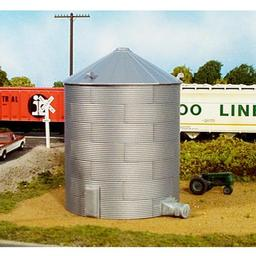 Click here to learn more about the Rix Products HO KIT 30'' Corrugated Grain Bin.