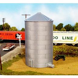 Click here to learn more about the Rix Products HO KIT 40'' Corrugated Grain Bin.
