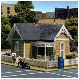 Click here to learn more about the Woodland Scenics HO KIT DPM Victorian Cottage.