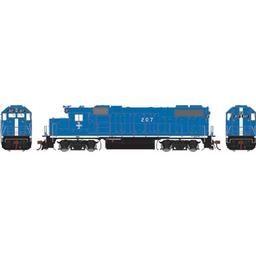 Click here to learn more about the Athearn HO GP38-2, B&M #207.
