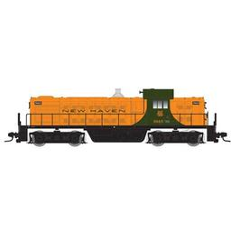 Click here to learn more about the Atlas Model Railroad HO RS-1, NH #0669.