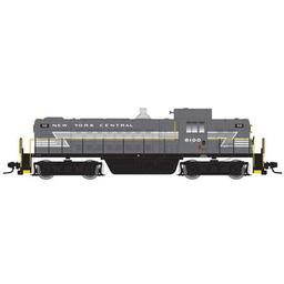 Click here to learn more about the Atlas Model Railroad HO RS-1, NYC #8100.