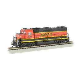 Click here to learn more about the Bachmann Industries HO GP38-2 w/DCC, BNSF.