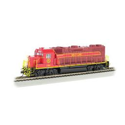 Click here to learn more about the Bachmann Industries HO GP38-2 w/DCC, Beltline.