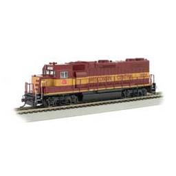 Click here to learn more about the Bachmann Industries HO GP38-2, WC #2001.