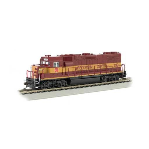 Bachmann Industries HO GP38-2, WC #2001