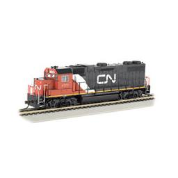 Click here to learn more about the Bachmann Industries HO GP38-2, CN.